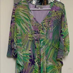 Beautiful Jennifer Lopez dress NWOT